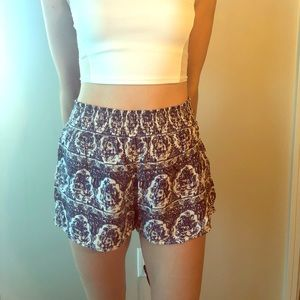 Urban Outfitters multi printed shorts